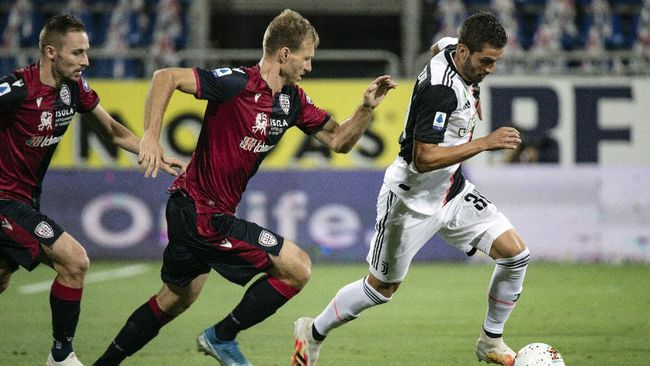 Klasemen Liga Italia tidak mengalami perubahan berarti setelah 20 kesebelasan, termasuk Juventus dan AC Milan, menjalani pekan ke-37.