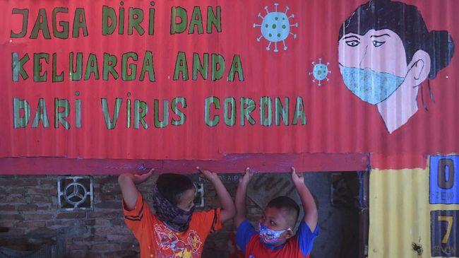 Pemprov Jawa Timur memastikan kabar ledakan kasus Covid-19 di Jawa Timur merupakan informasi hoaks.