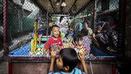 Studi: Virus Corona Bertahan pada Anak Berminggu-minggu