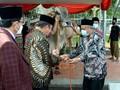 Diwakili Menag, Jokowi Serahkan Sapi Kurban ke Istiqlal