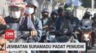 VIDEO: Jembatan Suramadu Padat Pemudik