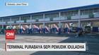 VIDEO: Terminal Purabaya Sepi Pemudik Iduladha