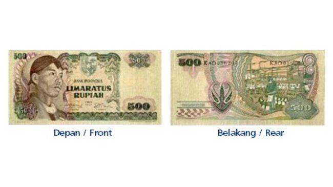 BI mencabut enam pecahan uang kertas dan satu uang logam dari peredaran. Uang tersebut tidak akan berlaku lagi mulai tahun depan.