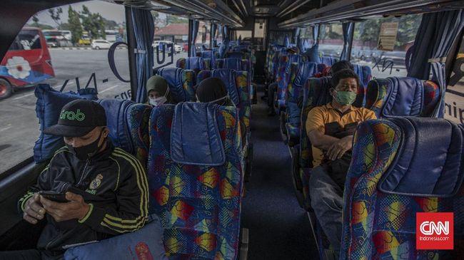 Ikatan Pengusaha Otobus Muda Indonesia meminta pemerintah tidak hanya mengawasi pelaksanaan aturan mudik pada transportasi umum tetapi juga kendaraan pribadi.