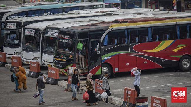 DPP Organda menyebut Surat Dirjen Hubdar soal pemasangan stiker khusus bagi bus AKAP di tengah larangan mudik adalah langkah solusi nan terukur.
