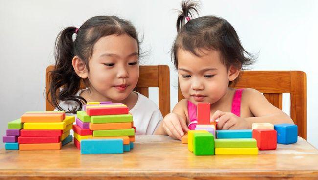 Daftar Permainan Sederhana yang Bisa Dorong Kecerdasan Anak