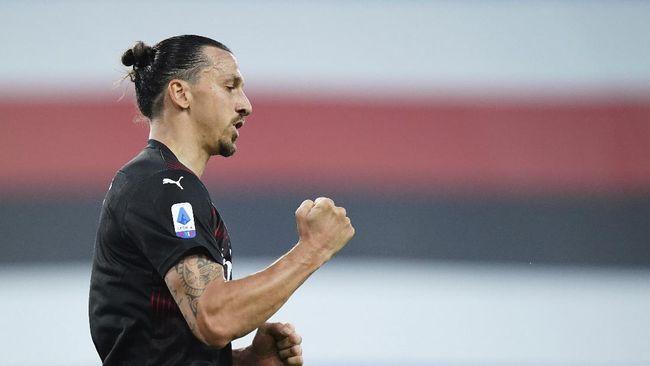 Zlatan Ibrahimovic masa bodoh disebut tua, dia mengatakan baru saja pemanasan usai laga Sampdoria vs AC Milan.