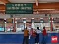 H-1 Iduladha, Kampung Rambutan Mulai Dipadati Pemudik