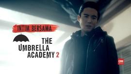 VIDEO: Tantangan Justin Min Demi Ben di Umbrella Academy 2