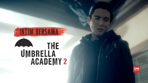 VIDEO: Tantangan Justin Min Demi Ben di Umbrella Academy 2