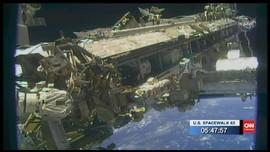 VIDEO: Dua Astronaut Siap Kembali ke Bumi Gunakan SpaceX