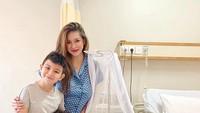<p>Dari pernikahannya dengan aktor Ahmad Affandy, Alessia Cestaro dikaruniai tiga anak bernama Gio Diezel, Xaquil Aflah Affandy, dan Rex Axelo Affandy. (Foto: Instagram @alessia89cestaro)</p>