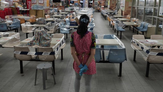 Resesi ekonomi dialami beberapa negara di dunia akibat pandemi virus corona, di antaranya Amerika Serikat, Jerman, Hongkong, Korsel, hingga Singapura.