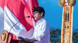 Wishnutama Soal Kim Seon-ho Ingin ke Bali: Ditunggu Ya Kang