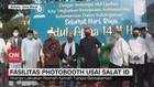 VIDEO: Fasilitas Photobooth Usai Salat Iduladha