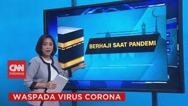 VIDEO: Berhaji Saat Pandemi