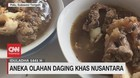 VIDEO: Aneka Olahan Daging Khas Nusantara