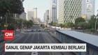 VIDEO: Ganjil Genap Jakarta Kembali Berlaku
