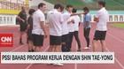 VIDEO: PSSI Bahas Program Kerja Dengan Shin Tae-Yong