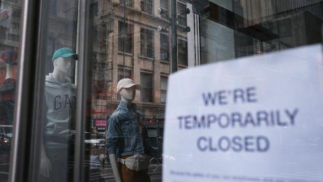 Klaim tunjangan pengangguran AS naik dari 748 ribu pada pekan lalu menjadi 778 ribu pekan ini. Realisasi lebih tinggi dari perkiraan ekonom, 735 ribu orang.