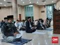 DMI Minta Masjid Tak Gelar Salat Jumat Selama PSBB Jilid II