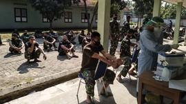 Pasien Sembuh Corona Secapa TNI AD Bertambah Jadi 1.241 Orang