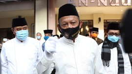 Tito Karnavian Sebut Air Wudu Tak Mampu Bunuh Virus Corona