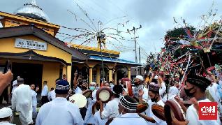 Tradisi Hadrat, Pawai Hewan Kurban Ambon Digelar Kala Corona