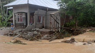 Banjir Bandang Bolsel, Bupati Tetapkan Status Tanggap Darurat