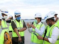 BPH Migas Tinjau Proyek Pelabuhan Kijing di Kalbar
