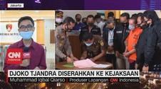 VIDEO: Djoko Tjandra Diserahkan Ke Kejaksaan