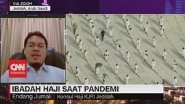 VIDEO: KJRI Jeddah: Batu Untuk Lempar Jamrah Disterilkan
