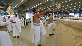 Saudi Tahan Jemaah Haji Ilegal sampai Demo Anti-PSBB Jerman