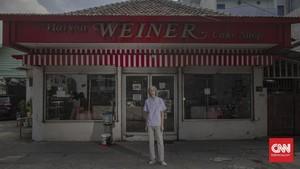 FOTO: Maison Weiner, Toko Roti Legendaris Sejak Zaman Belanda