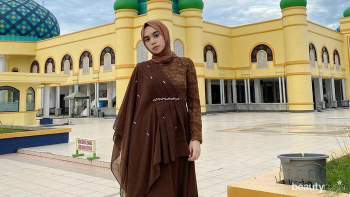 5 Inspirasi Dress Kondangan ala Influencer Nabila Zirus