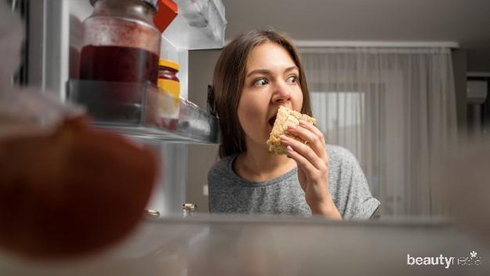 Gak Perlu Takut Gendut, Makanan Ini Baik Dikonsumsi Sebelum Tidur