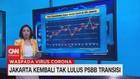 VIDEO: Jakarta Kembali Tak Lulus PSBB Transisi