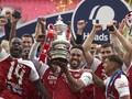 Arsenal Pertegas Status Raja Piala FA