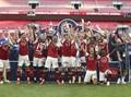 FOTO: Arsenal Juara Piala FA