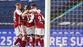 Aubameyang Dua Gol, Arsenal Juara Piala FA