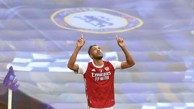 Mikel Arteta yakin bahwa ambisi Pierre Emerick Aubameyang untuk masuk jajaran pemain terbaik dunia bisa terwujud bersama Arsenal.