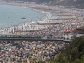 FOTO: Gelombang Panas Terjang Eropa di Tengah Pandemi Corona