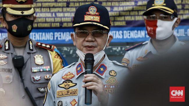 Dishub DKI Jakarta menjelaskan cara membuat Surat Izin Keluar/Masuk (SIKM) sebagai syarat bepergian keluar Jabodetabek selama larangan mudik Lebaran 2021.