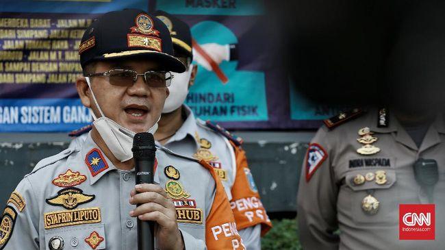 奇数偶数規制、ジャカルタ都市交通評議会の勧告を待つ!