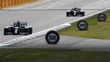 Hasil FP1 70th Anniversary GP F1: Bottas Tercepat