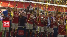 VIDEO: Arsenal Juara Piala FA 2020