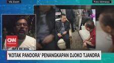 VIDEO: 'Kotak Pandora' Penangkapan Djoko Tjandra