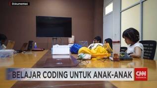 VIDEO: Belajar Coding untuk Anak-anak