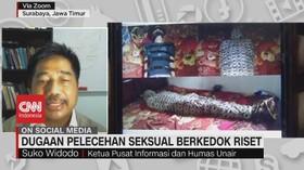 VIDEO: Unair Bentuk Tim Etik Tangani Kasus Pelecehan Seksual