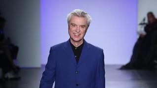 David Byrne Rilis Program Radio, Siapkan Playlist Tiap Bulan